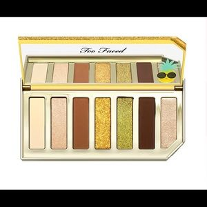 Too Faced -Sparkling Pineapple Eyeshadow Palette🍍